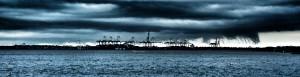 storm over port 2
